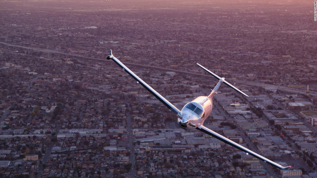 Offering up to 90 flights a day, Surfair members can fly as many times as they like from $1,750 a month, plus a $1,000 sign-up fee.