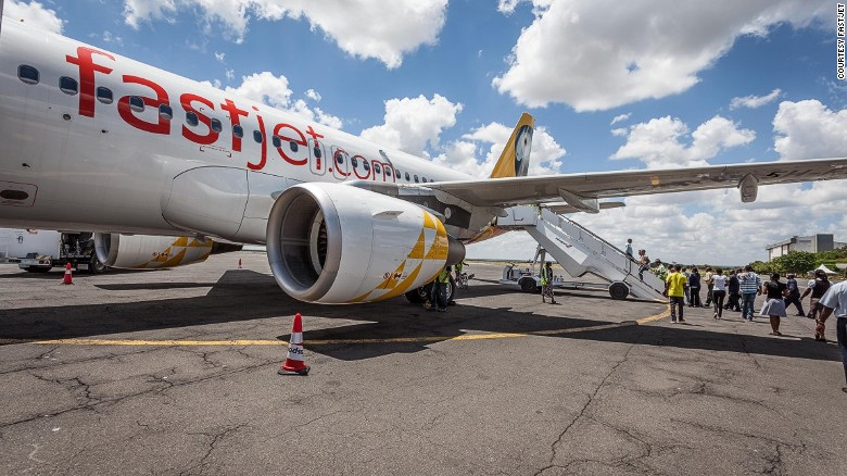 Initially plying domestic routes in Tanzania,<strong> fastjet </strong>started small in 2011, but has since expanded to four other countries. With Ed Winter, a former easyJet executive at the helm, it's looking to break into the lucrative South African domestic market.