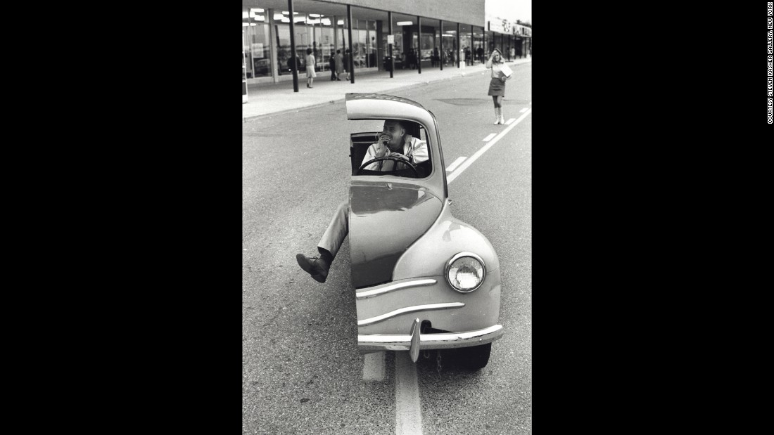 """Half Car with One Leg, Washington, D.C."" (1967)"