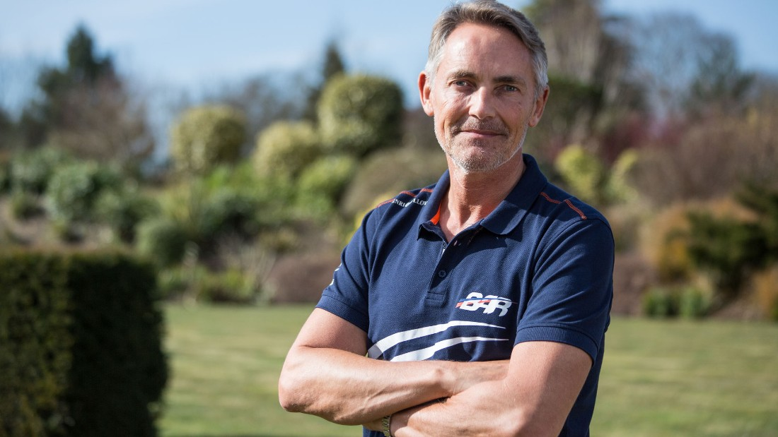 When Ben Ainslie approached him about the possibility of heading up his America's Cup team Whitmarsh jumped at the chance