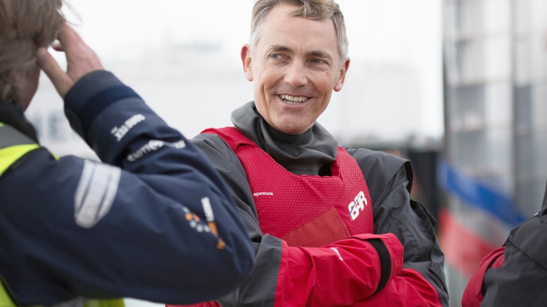 Former McLaren team boss Martin Whitmarsh was a surprise appointment as the new CEO of Ben Ainslie Racing.