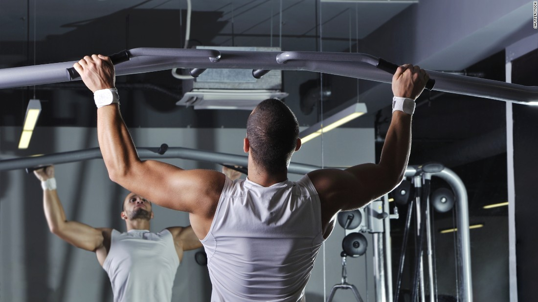 Done improperly, pull-ups can lead to shoulder issues.