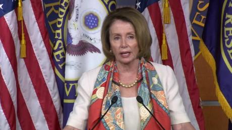Nancy Pelosi press conference Petraeus troops _00002106