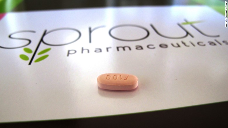 'Female Viagra' gets FDA approval