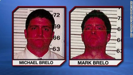 cleveland police officer michael brelo arrest twin brother fight dnt_00003411