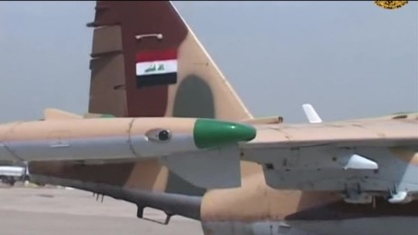 cnnee pkg damon iraq fighter pilots_00003225