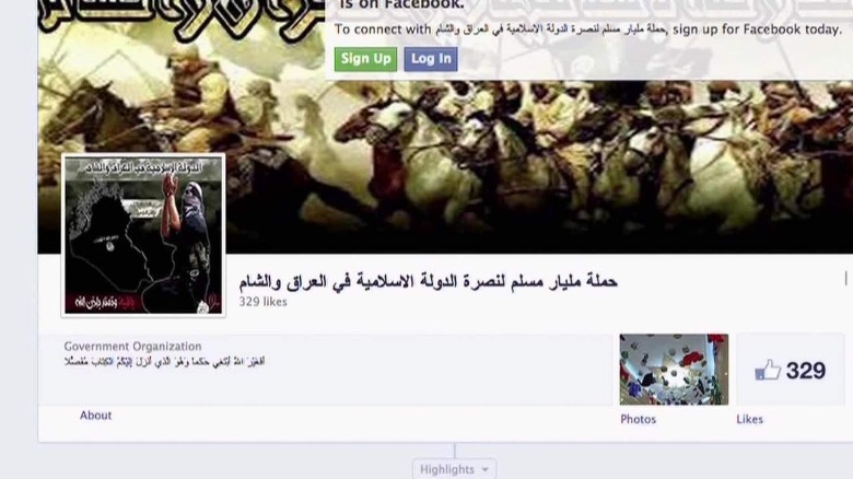 Surge in ISIS using social media for recruitment