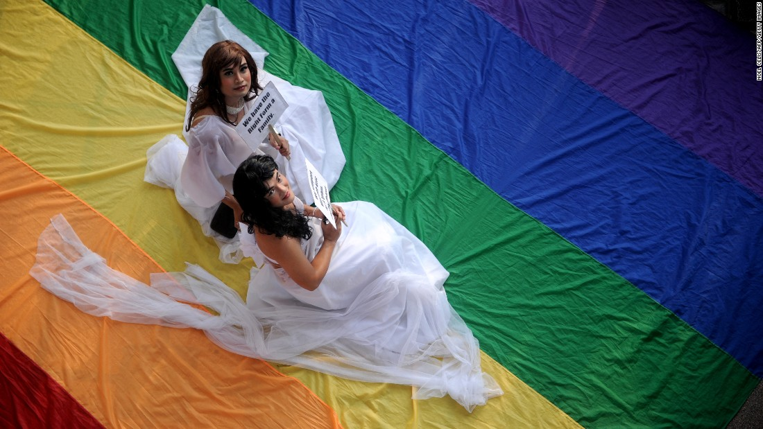 Snap Vote: German Lawmakers To Vote On Same-sex Marriage