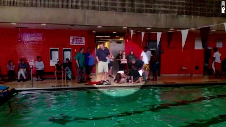 near drowning caught on video pkg_00012826