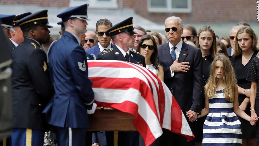 What we'll remember from Beau Biden's funeral - CNNPolitics.com