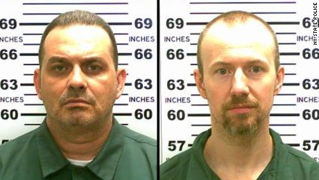 Two killers escape maximum security prison
