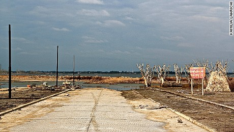 From the floodwaters, a completely different Epecuen emerged.