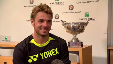 Wawrinka: 'Shorts won the French Open'