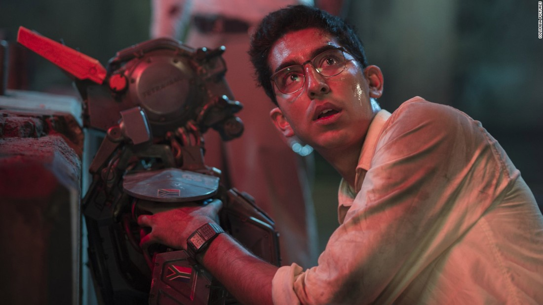 """Chappie,"" from ""District 9"" director Neill Blomkamp, was another picture that fell short in the U.S. but had better luck overseas. Domestically, the $49 million film earned $31.6 million; overseas, it did more than double that amount, earning $70.5 million."