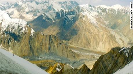 Instagram from mountaineer will kernick