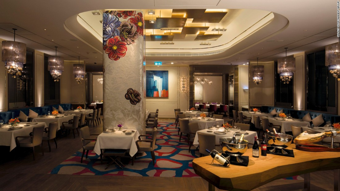 There are eight or nine Michelin-starred chefs reportedly coming to Macau over the next few years, including the Macau outlet of Hong Kong's famed 8 1/2 Otto e Mezzo Bombana restaurant by three Michelin-starred chef Umberto Bombana.