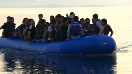 greece migrant influx kos soares pkg_00001122