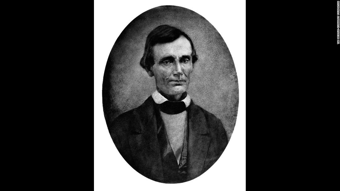 "Lincoln in Springfield, taken by Preston Butler circa July 1858. ""The Photographs of Abraham Lincoln"" had a small printing in 1911 and a larger release in 1944, when poet Carl Sandburg assisted. ""There have been new discoveries (since) that were not known at the time,"" said Peter W. Kunhardt Jr., executive director of the <a href=""http://www.mkfound.org/"" target=""_blank"">Meserve-Kunhardt Foundation</a> and great-great-grandson of Frederick H. Meserve."