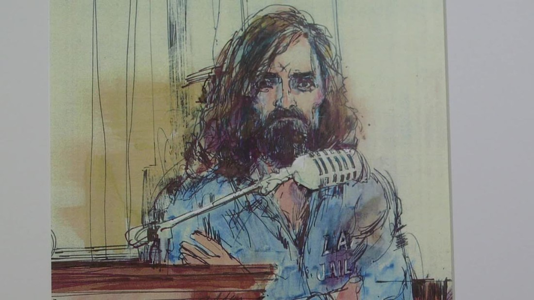Courtroom Sketch Artist Has Front Row Seat To Justice - CNN.com