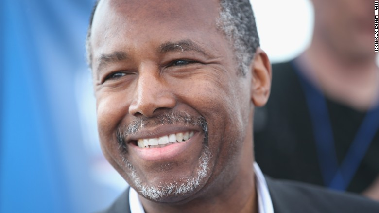 Ben Carson: 'We don't know' who Syrian refugees are