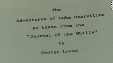 librarian uncovers original 1976 star wars shooting script pkg_00004217.jpg