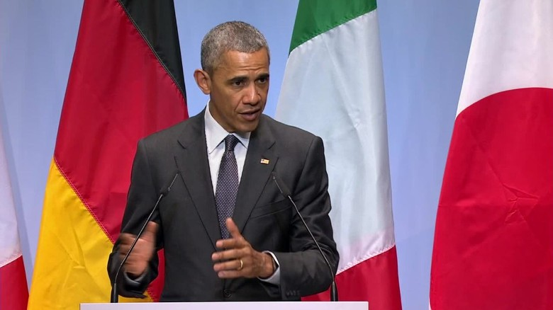 Obama: 'We've got very old systems'