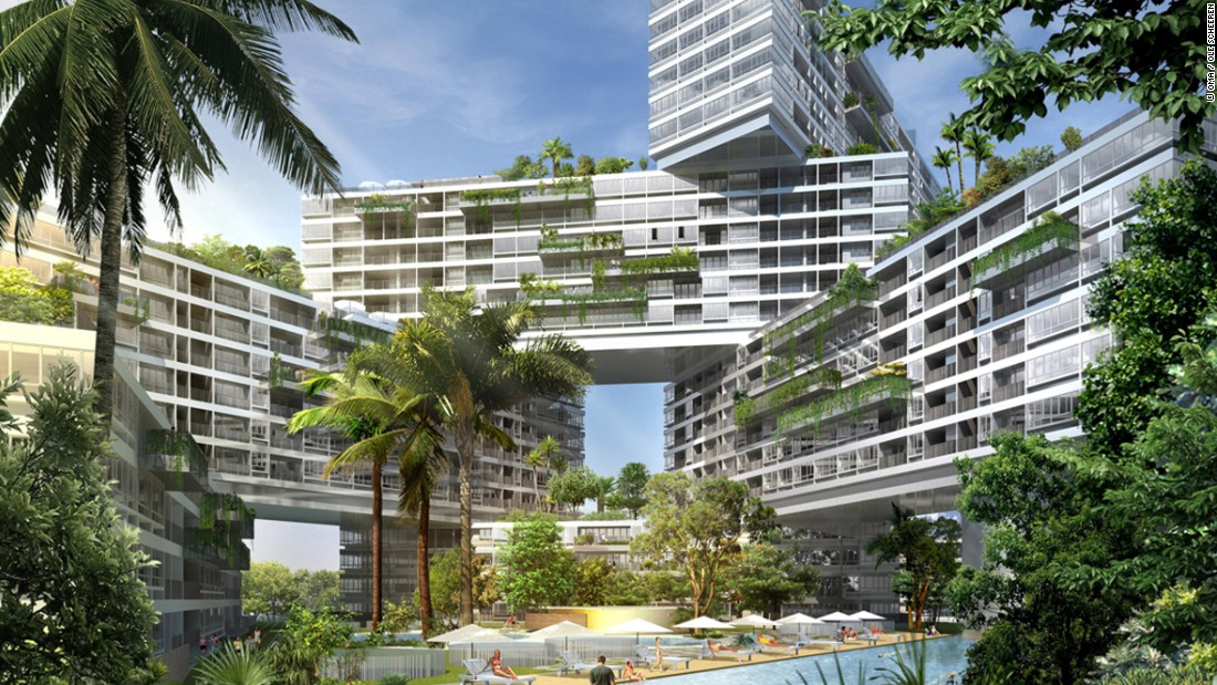 building the future singapores stunning architectural projects cnn travel