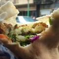 Egypt falafel sandwich irpt