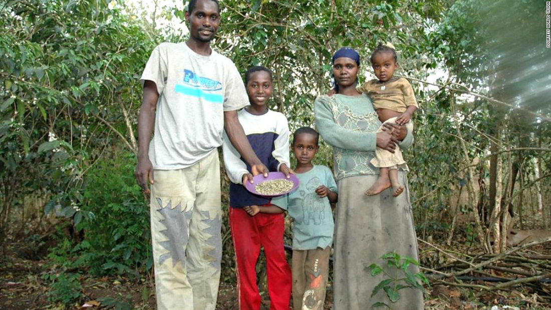 In collaborating with Jackman, Dukale's family has seen improved living standards with fair-trading practices.