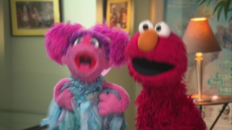 Elmo: 'It would be boring if everybody was just red'