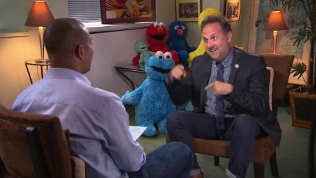sesame street writer diversity joey mazzarino being proud being brown cnn seventies don lemon tonight_00010009