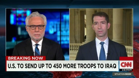U.S. to Send up to 450 More Troops to Iraq_00013719