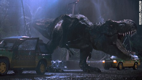 Dinosaurs in the movies