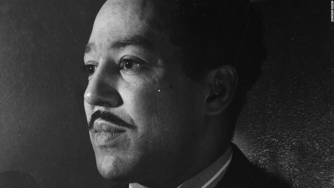"A central figure in the Harlem Renaissance movement of the 1920s, <strong>Langston Hughes</strong> (1902-67) was a poet, novelist, playwright and social activist who championed African-American culture. He's maybe best known for his poem ""A Dream Deferred,"" which begins, ""What happens to a dream deferred? / Does it dry up / Like a raisin in the sun?"""