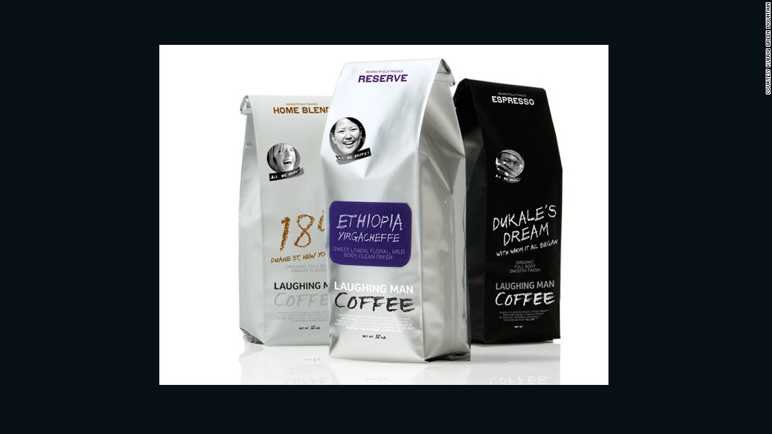 "Jackman launched Laughing Man Coffee & Tea. Its biggest seller is ""Dukale's Dream,"" featuring Dukale's coffee beans and his picture on the label."