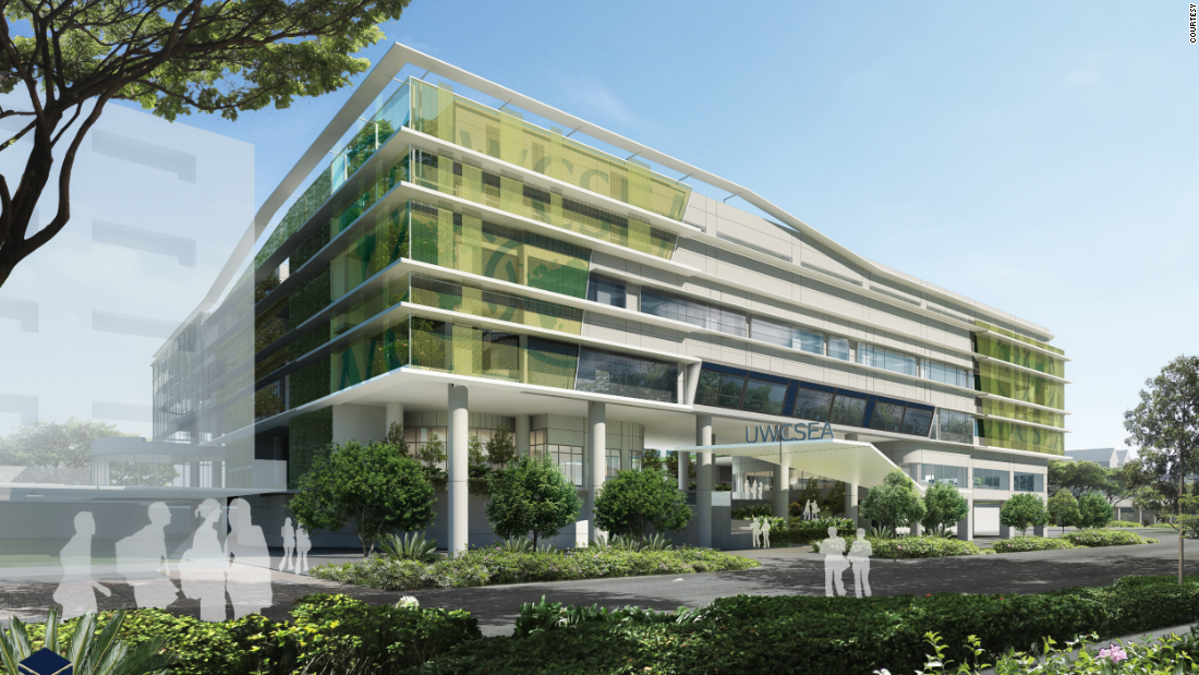 Singapore's climate is hot and humid resulting in large amounts of electricity -- and space -- consumed by air cooling units and dehumidifiers. The Future Cities Laboratory are piloting a project in which air external to a building is dehumidified and used to cool the façade of a building through units integrated into its walls.
