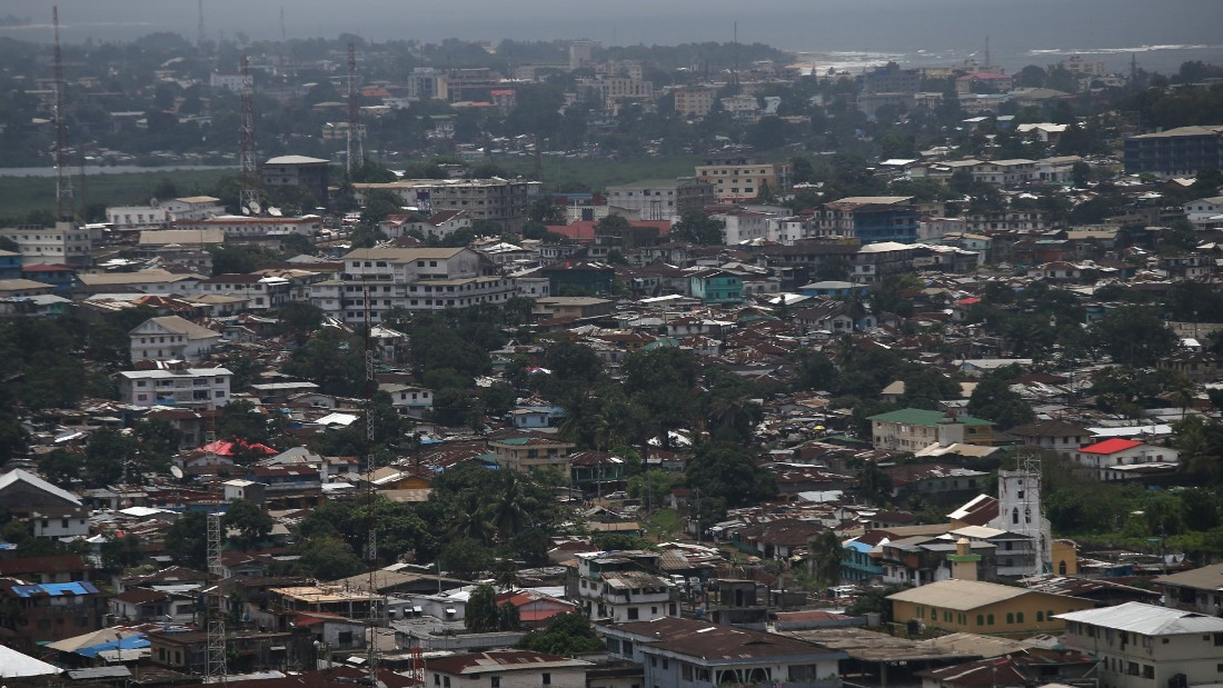Liberia Fast Facts Cnn