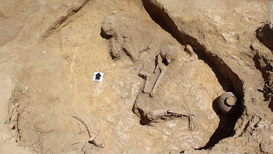 Africa has long been a treasure trove of ancient remains. Last year, the 2,000-year old remains of a sleeping woman, dubbed 'sleeping beauty', were found in Ethiopia in the former biblical kingdom of Aksum.