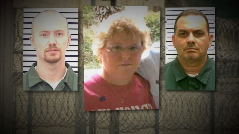 Source: Escapees planned to kill Joyce Mitchell's husband