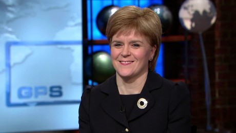 Scotland: Removal from EU against will 'unacceptable'