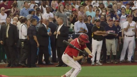 A short history of the Congressional Baseball Game