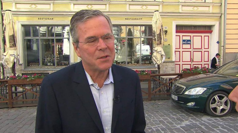 Jeb Bush: 'I'm kind of introverted'