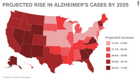example of alzheimer's research paper
