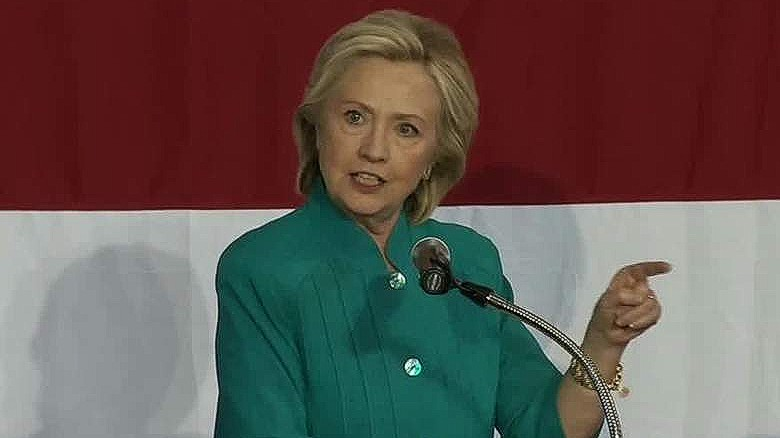 Swing state poll: Clinton not honest, trustworthy