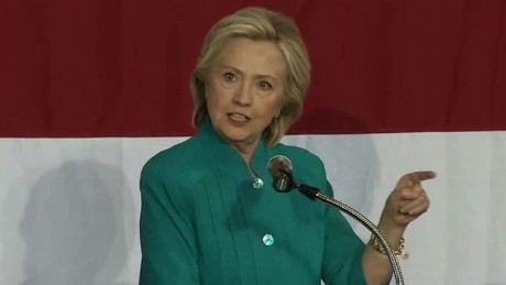 Hillary Clinton on trade: Let's turn lemons into lemonade