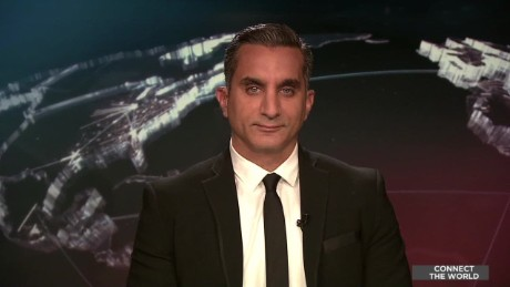 Bassem Youssef  crashes connect the world anderson ctw_00000101