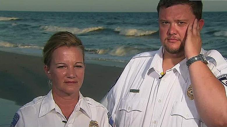 nc teen shark bites erin responders interview_00005803