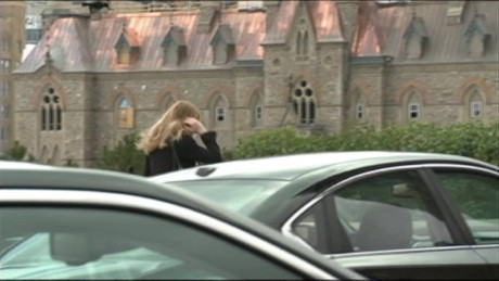 angry bird attacks ottawa parliament cbc pkg_00000027