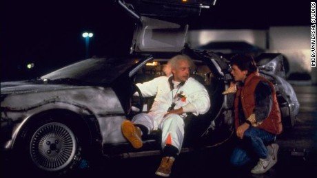 The upcoming comic book series will show how Marty and Doc met.