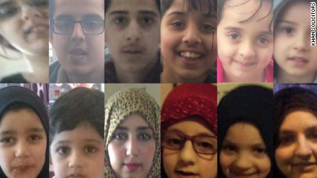 Fears are building as a missing British family is heading to Syria